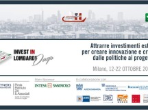 Invest in Lombardy Days 2015