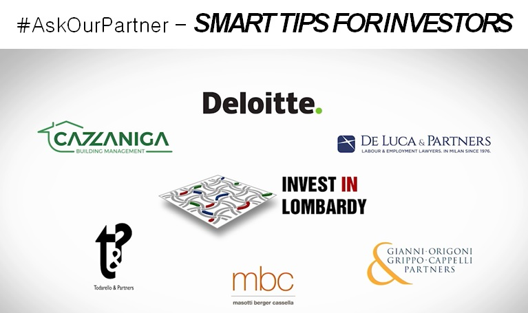 Why invest in Lombardy? #AskOurPartner
