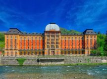 Bando per il restauro dell'ex Grand Hotel di San Pellegrino Terme
