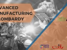 Booklet on Lombardy advanced manufacturing business environment