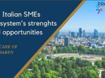 The Italian SMEs Ecosystem's Strenghts and Opportunities