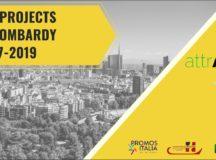 FDI projects in Lombardy 2017-2019