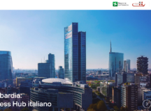 The new Invest in Lombardy website